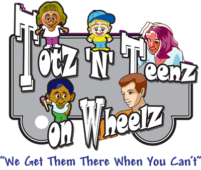 Totz n' Teenz on Wheelz